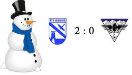 2:0 Sieg gegen den Tabellenführer